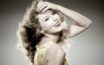девушка, блондинка, тейлор свифт, знаменитость