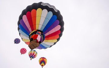 воздушные шары, воздушный шар