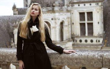 девушка, город, париж, франци, уличный стиль, spring fashion, фотосъемка