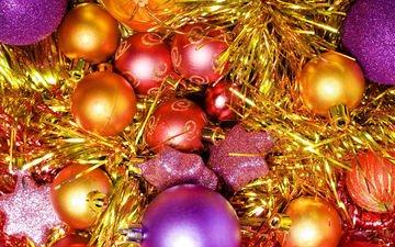 новый год, шары, украшения, игрушки, рождество, елочные украшение