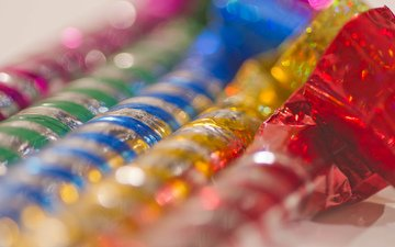 macro, color, packaging