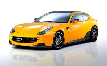 tuning, sports car, ferrari ff
