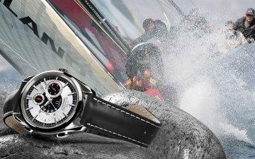 часы, omega, seamaster, nzl-32