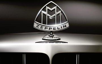 лого, майбах, цеппелин