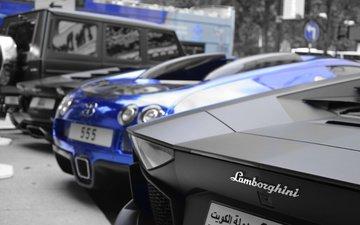 black, lamborghini, bugatti, g55, matte, aventador, mercedes, lp-700, veyron, combination, combo