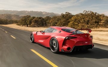 concept, 2014, toyota, the ft-1