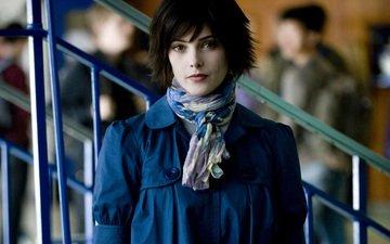 girl, actress, twilight, vampires, ashley greene, alice cullen