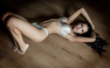 girl, look, beauty, legs, photographer, posing, body, linen, desire, esteban montoya