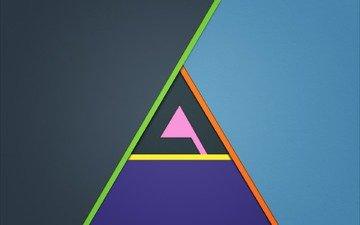 музыка, минимализм, логотип, hi-tech, aimp, музыкальный плеер