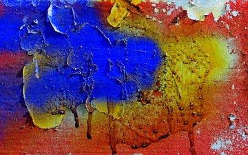 текстура, фон, цвет, стена, краска, поверхность