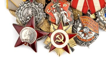 star, victory day, awards, may 9, medals