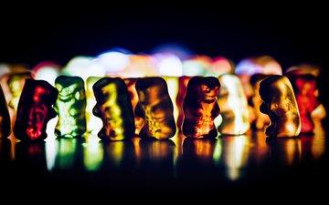 макро, мишки, конфеты, фотограф, сладкое, мармелад, бьорн вундерлих