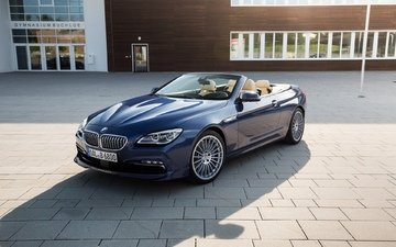 auto, the building, playground, bmw-alpina-b6-bi-turbo