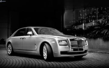ghost, rolls royce