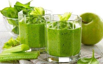 фрукты, овощи, fruits, сок, green smoothies, cтекло