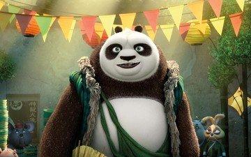 panda, cartoon, kung-fu-panda-3, kung fu panda-3