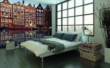 style, interior, design, bedroom