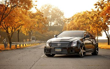 cars, cadillac, car wallpaper, auto wallpapers, cts-v, auto photo