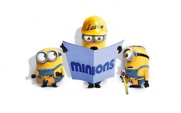 helmet, construction, kevin, gloves, minion, minions, working, measuring tape, floor plan, safety glasses