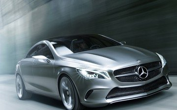 concept, coupe, mercedes benz, style