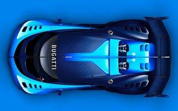 auto, vision, bugatti, chiron