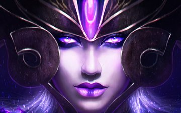 dark, the lord, syndra