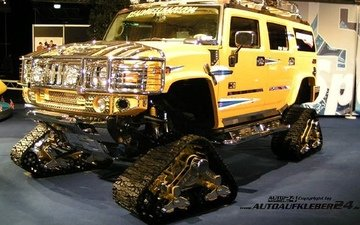 auto, taxi, cool, tuning, hummer