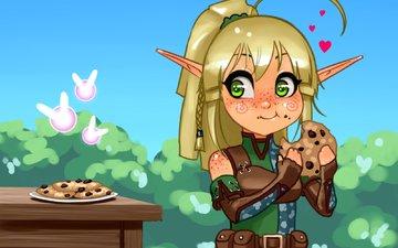 elf, firefly