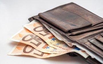 деньги, евро, бабосы, euros, бумажник