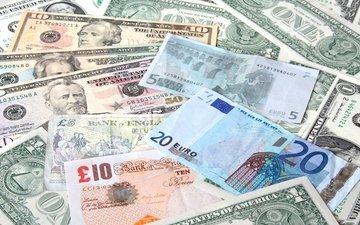 деньги, валюта, чернила, расцветка, купюры, бабосы