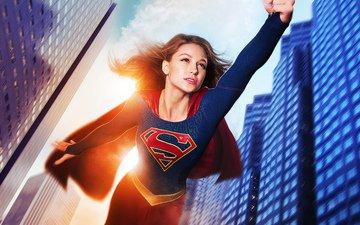 fantasy, supergirl, melissa benoist