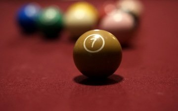 balls, table, sport, billiards