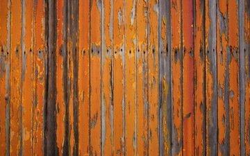 забор, краска, доски