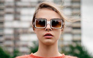 блондинка, очки, мода, alasdair mclellan, алистер маклеллан