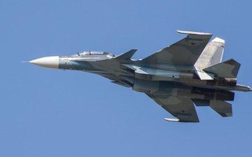 истребитель, многоцелевой, русский, су-30 см
