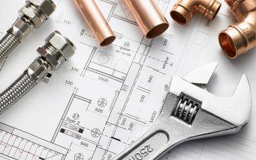 металл, строительство, архитектура, трубы, бронза, проектирование, ручной инструмент