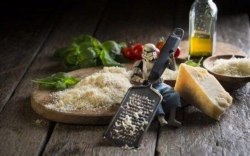 стол, игрушка, кухня, сыр, звездные войны, игрушечная, клон, помидоры, помидор, брынза, тёрка, дроид, оливковое масло, настольная