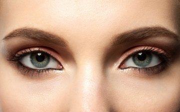 глаза, лицо, красивые, ресницы, красива, горячая, взор, сексапильная