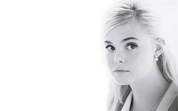 фотосессия, элли фаннинг, бренд«j.estina»