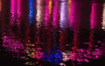 свет, цвета, отражение