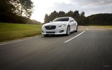 auto, machine, xj, jaguar