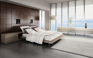 style, interior, bedroom