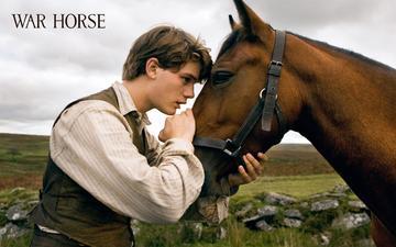 the film, war horse, jeremy irvine