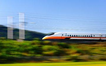 train, express, speed