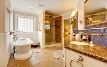 style, interior, design, bathroom