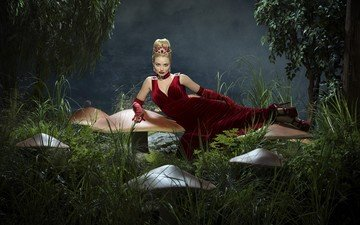 once upon a time in wonderland, once in wonderland, emma rigby