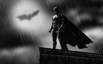 superhero, batman, the dark knight