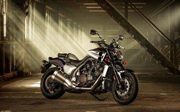 motorcycle, bike, yamaha