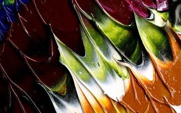 текстура, цвета, краски