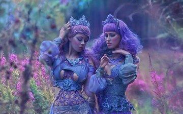 арт, фантазия, девушки, agnieszka lorek, sweet fairytale, ryo love, ophelia overdose, a m lorek